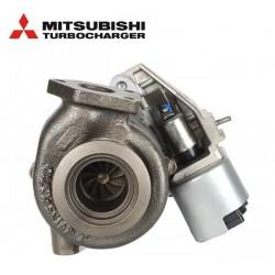 Préparation Turbo Hybride BMW 120D/320D 163ch Mitusbishi