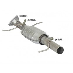 Catalyseur Gr.N pour replacement FAPRagazzon Land Rover Freelander2 2.2Td4 (118kW) 2006-