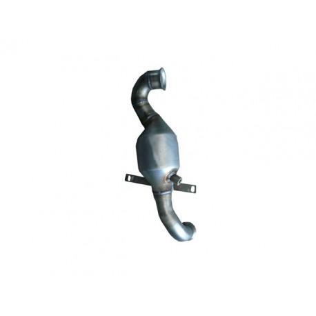 Catalyseur Gr.N tube suppression FAP Gr.N inox (pour 1.6HDI FAP 2004-)Ragazzon Peugeot 206 1.6 Hdi (80Kw) 2001- 1.6 Hdi FAP (80kW) 2004-