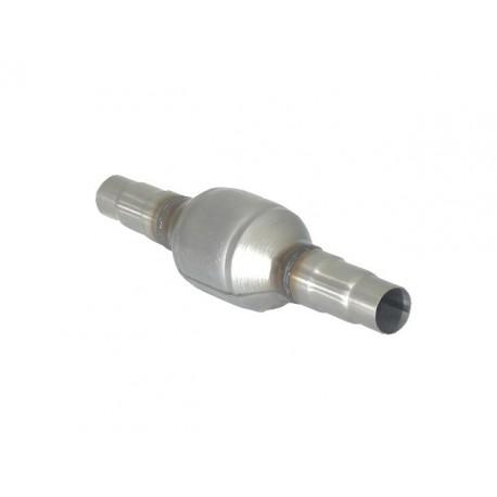 Catalyseur universal céramique Euro 4 - Ronde 122mm - Puissance jusqu'à 184 KW - Manchon intérieur diam. 51/57/63mmmm - Longuer max. 510mm Ragazzon Universel Catalyseurs Ceramici