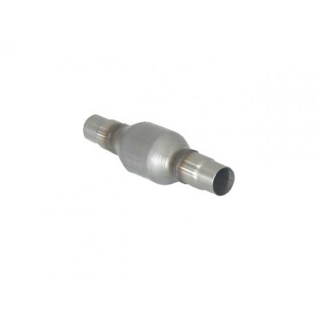 Catalyseur universal métallique Euro 3 - Ronde 102mm - Puissance jusqu'à 132 KW - Manchon intérieur diam. 51/57mm - Longuer max. 385mm Ragazzon Universel Catalyseurs Metallici