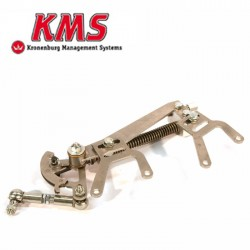 Commande d'accélérateur monocorps ligne KMS Van Kronenburg