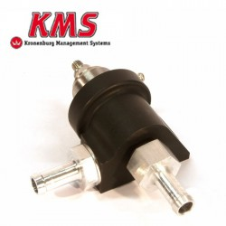 Régulateur de pression d'essence réglable 0-5bar | 2 voies | KMS Van Kronenburg