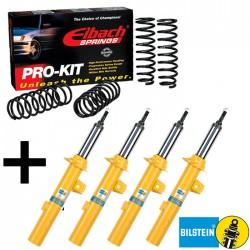 Kit B6 + Eibach Renault Megane 3 inclus Coupé (Z) 1.9Dci, 2.0Dci, 2.0 Turbo | 11/2008-