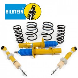 Kit Bilstein B12 Prokit Audi A3 (8P1) 1.4Tfsi, 2.0Fsi, 1.9Tdi, Châssis standart, Ø ext jambe av 50mm | 05/2003-