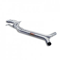 "Tube central "" X - Pipe "". Supersprint Audi A5 Coupé/Cabriolet 1.8 TFSI (160-170-177ch) 08→(Ø80mm)"