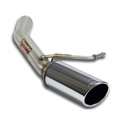 Tube de fuite Gauche O100 Supersprint Audi A6 C7 Typ 4G 11→14 (Berline+Break) 2.0 TDI (177-190ch) 2011→