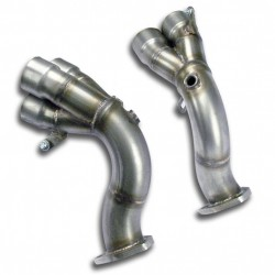 "Tube de liaisons 3--1 ""Street"" Supersprint Audi A8 Quattro D4 Typ 4H 3.0 TFSI V6 (290-310-333ch) 2010-"
