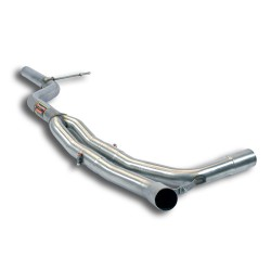 "Tube central ""Y-Pipe"" + exhaust Kit tube Supersprint Audi Q5 Quattro 2.0 TDI 170-177-190ch 08-"