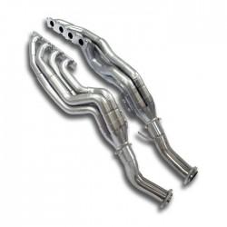 Collecteur Droite + Gauche Supersprint Audi RS4 B7 Cabriolet Quattro 4.2i V8 (420ch) 06-