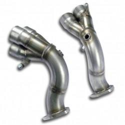 "Tube de liaisons 3-→1 ""Street"" Supersprint Audi S4 B8 Quattro (Berline+Break) 3.0 TFSI V6 (333ch) 09→"