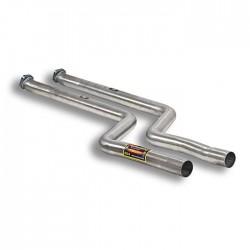 Tubes avant (suppression de catalyseur) Droite + Gauche Supersprint BMW Série 1 E82 Coupé M (340ch) 2011-