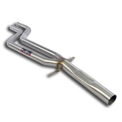 Y-Pipe avant Supersprint BMW Série 3 E46 Berline-Touring 320i, 323i, 328i 98-00