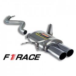 """Silencieux arrière Droite """"F1 Race ALLÉGÉ"""" OO80 Supersprint BMW Série 3 E93 Cabriolet M3 4.0 V8 07-13"""