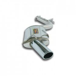 Silencieux arrière Droite O100 Supersprint CHEVROLET CAMARO SS 6.2i V8 09-