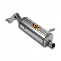 Silencieux arrière 100% Inox - En attente de l'homologation CEE Supersprint Citroen DS3 RACING 1.6i 16v (203ch) 2011-