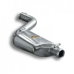 Silencieux arrière Gauche - (pour Sortie origine) Supersprint DODGE CHARGER/CHALLENGER SRT 8 6.1i V8 08-