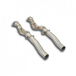 Tubes avant kit Droite + Gauche Supersprint Maserati Coupé/Spyder Gransport 4.2i V8 ( 400ch ) 2005→2007