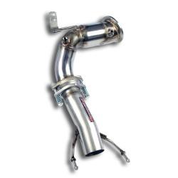 Tube de descente de Turbo (suppression cata) Supersprint MINI F56 Cooper S JCW 2.0T (231ch) 15- Racing