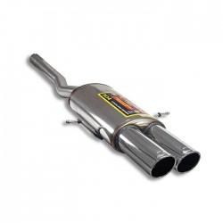 "Silencieux arrière OO90 Supersprint MINI R56 Cooper S 1.6i Turbo ""John Cooper Works"" 211ch 07/2011- (Ø65mm)"