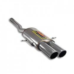 "Silencieux arrière OO90 Supersprint MINI R56 Cooper S 1.6i Turbo ""John Cooper Works"" 211ch 2008-07/2011(Ø65mm)"
