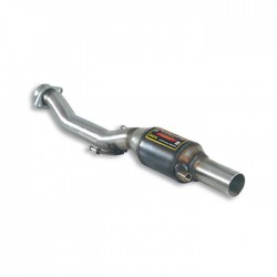 Tube avant avec Catalyseur métallique Supersprint MINI R56 Cooper S 1.6i Turbo (175/184ch) 07-(Ø65mm)
