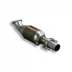 Catalyseur avant Gauche (remplace the main catalyseur) Supersprint Nissan GT-R 3.8 V6 Bi-Turbo (485-530-550ch) 09→ (Ø90mm)