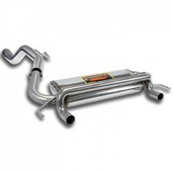 "Silencieux arrière Droite + Gauche Supersprint Opel CORSA D 07→ OPC ""Nürburgring"" 1.6i Turbo 211ch 2011→"