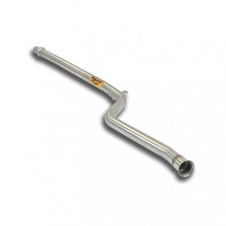 Tube central pour catalyseur d'origine Supersprint Peugeot 106 1.3 RALLYE