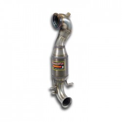 Downpipe avec Catalyseur métallique Supersprint Peugeot RCZ R 1.6T 270ch 2013-