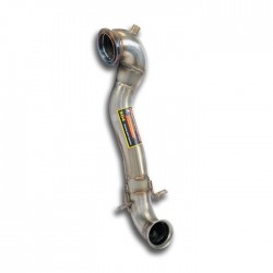 Downpipe-(remplace le catalyseur d'origine) Supersprint Peugeot RCZ R 1.6T 270ch 2013-