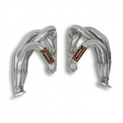 Collecteur Droite + Gauche Supersprint PORSCHE 911 (997.1) Carrera 3.6i (325ch) 04→08