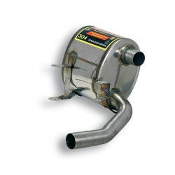 "Silencieux arrière Droite ""Racing"" Supersprint PORSCHE 911 (997.1) Carrera S-4S 3.8i (355ch) 04→08"