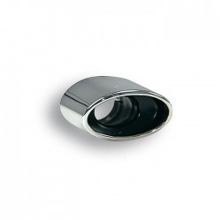 Sortie Gauche 145 x 95 Supersprint PORSCHE 911 (997.1) Carrera S-4S 3.8i (355ch) 04-08