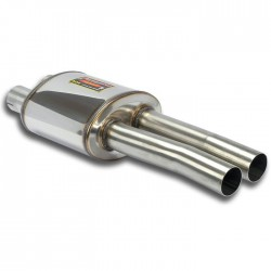 Silencieux avant Supersprint PORSCHE PANAMERA (970) 4 3.6i V6 300ch 2010-2014