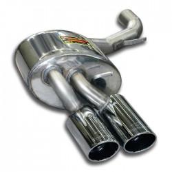 """Silencieux arrière Gauche """"Power Loop"""" OO100 Supersprint PORSCHE PANAMERA (970) GTS 4.8i 430ch 2010-2014"""