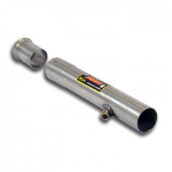 Tube avant (suppression cata) Supersprint Renault CLIO 3 2.0i RS 197ch 06-09