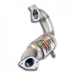 Downpipe + Catalyseur métallique Supersprint Renault CLIO 4 RS 200 1.6T 200ch 13-