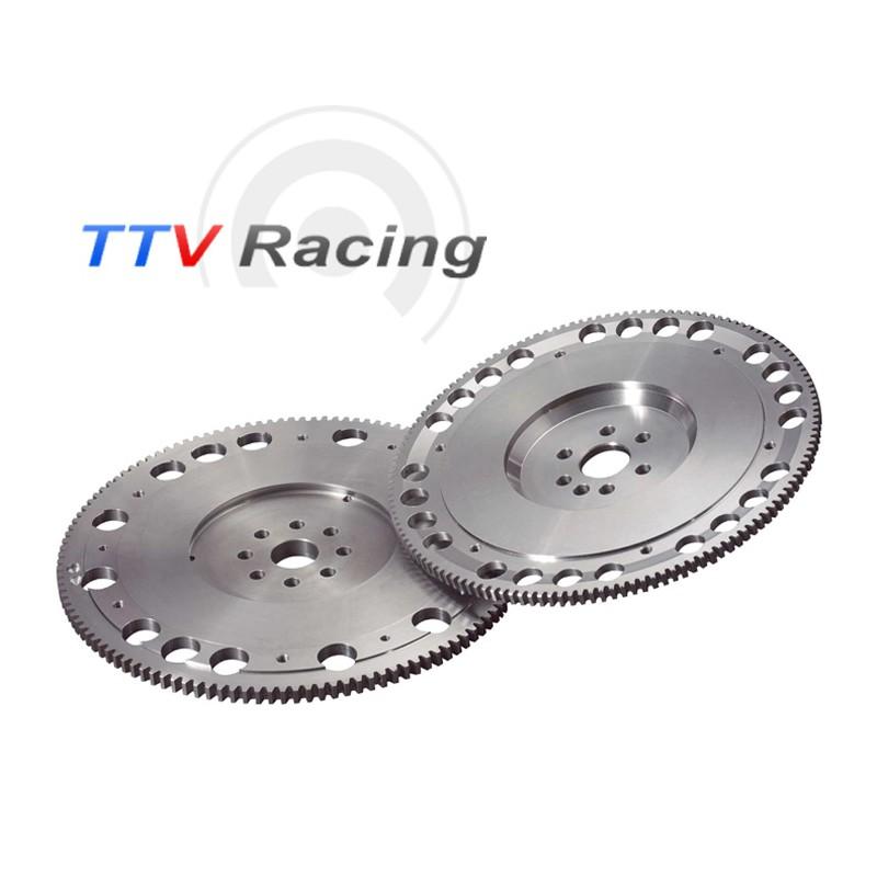 Volant moteur TTV Racing Allégé Opel C16XE-X16XE   Poids 4kg - Street  Motorsport