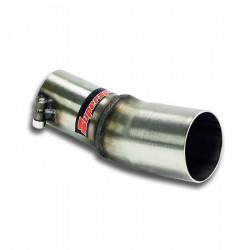 Raccord pour silencieux central dorigine Supersprint Seat LEON 1M 4x4 1.9 TDi 150ch 00-05