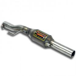 Catalyseur métallique. Supersprint Skoda FABIA II (5J) RS 1.4 TSI 180ch 2010→2014