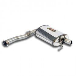 Silencieux arrière Droite Supersprint Skoda OCTAVIA III 1.6 TDI 105ch 2013-