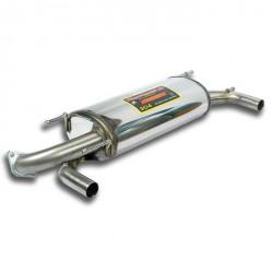 Silencieux arrière Droite - Gauche Supersprint Subaru BRZ 2.0i 200ch 2012→