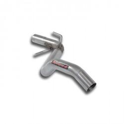Centre pipe Ø50 acier 409 Supersprint Volkswagen GOLF III GTI 2.0 115ch 91→94