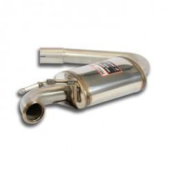 Silencieux arrière Supersprint Volkswagen GOLF VII 1.2 TSI 86-105-110ch 2012→