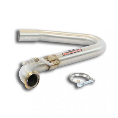 Tube de fuite - (Remplace silencieux arrière) Supersprint Volkswagen GOLF VII 1.6 TDI 90-105-110ch 2012-