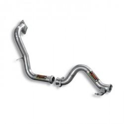 Tube de descente de Turbo - suppression de catalyseur Supersprint Volkswagen JETTA VI 1.4 TSI 150-160ch 2011-