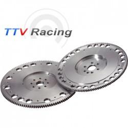 Volant moteur TTV Racing Allégé Peugeot 208, 308 1.6 THP Boîte 6 150/174ch | Poids 5.1kg