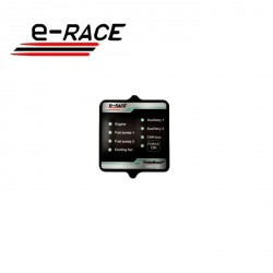 e-RACE PowerBoard light | Centrale de gestion de distribution de puissance de l'environnement moteur