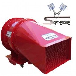 "Ventilateur ""Turbo 900"" Soft-Engine 